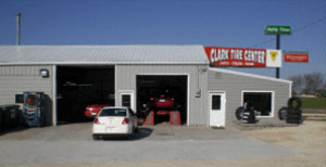 Clark Tire Pros is located in Waukon, Iowa